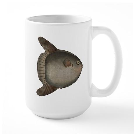 Mola Mola Ocean Sunfish Large Mug