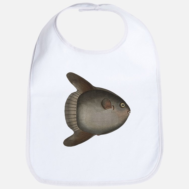 Mola Mola Ocean Sunfish Bib