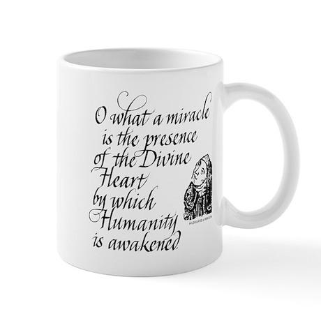Hildegard's Heart Mug