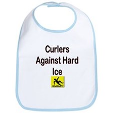 Curlers Against Hard Ice Bib