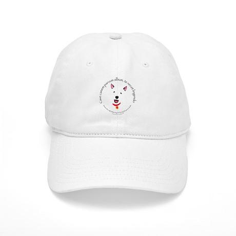 Beware The Little White Dog Cap