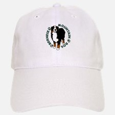 Standing Bernese Mountain Dog Baseball Baseball Cap
