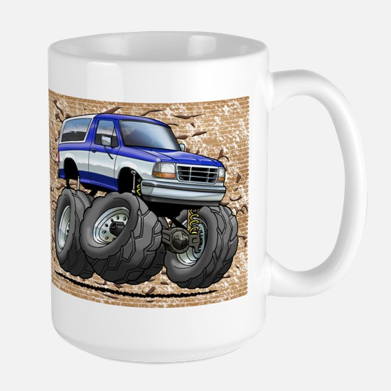 95_Blue_W_Bronco.png Mugs