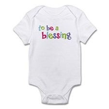 to be a Blessing Infant Bodysuit