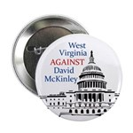 West Virginia Against McKinley button