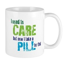 Care Pill Small Mug
