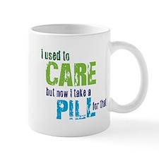 Care Pill Small Small Mug