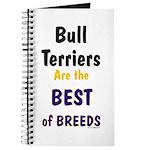 Bull Terrier Best Breeds Journal