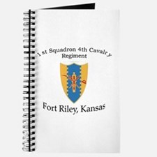 1st Squadron 4th Cavalry Journal