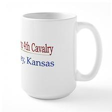 1st Squadron 4th Cavalry Mug