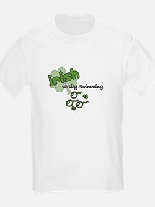 Irish Humor Kids T-Shirt