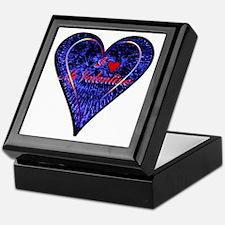 """I love My Valentine"" Keepsake Box"