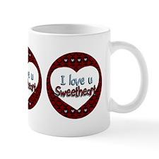 """I Love You ..."" Mug"