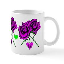 """I Heart You Roses"" Mug"