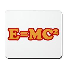 E=MC2 Mousepad