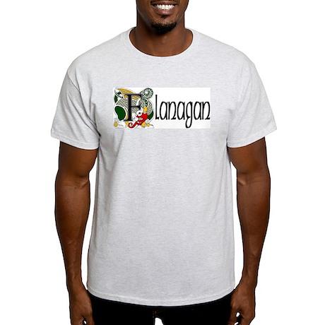 Flanagan Celtic Dragon Light T-Shirt