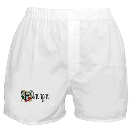 Flanagan Celtic Dragon Boxer Shorts