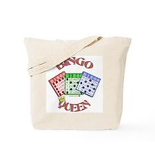 Bingo Queen Tote Bag
