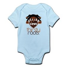 Lil' Girl Pigtails Infant Bodysuit