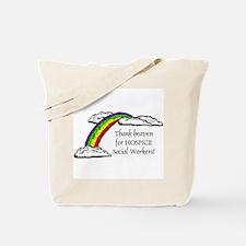 Thank Heaven Hospice Tote Bag