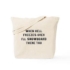 Cute Freezing Tote Bag