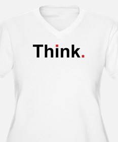 Cute Thinking T-Shirt