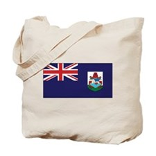 Bermuda Govt. Ensign Tote Bag