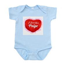 Paige Infant Bodysuit