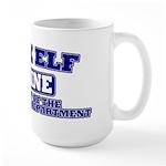 Dark Elf Online Large Mug