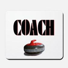 Coach Mousepad