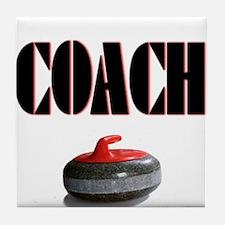 Coach Tile Coaster