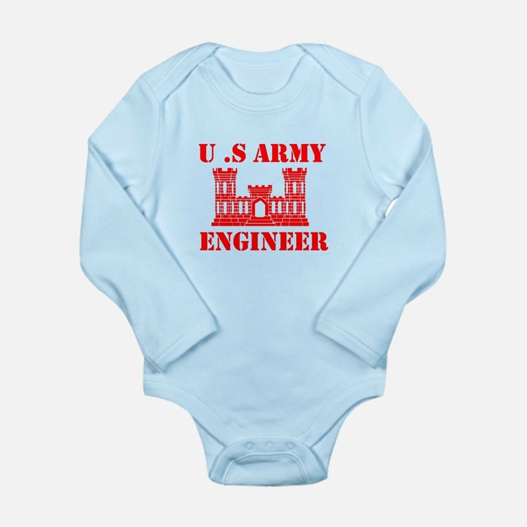 Baby Gifts For Engineers : Army combat engineer baby clothes gifts clothing