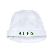 Alex baby hat