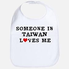 Someone in Taiwan Bib