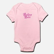 Baking Babe Infant Bodysuit