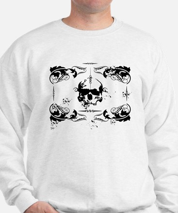 Illustrative Sweatshirt