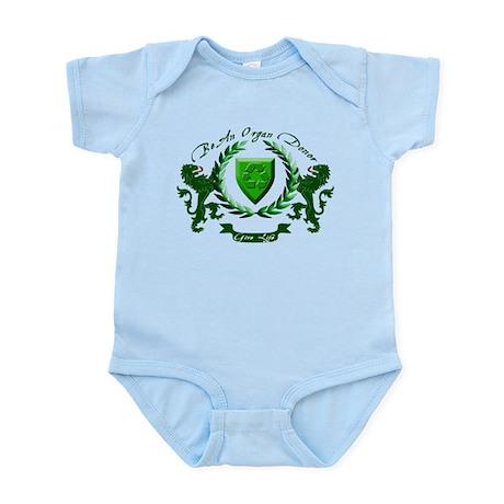 Be An Organ Donor Infant Bodysuit