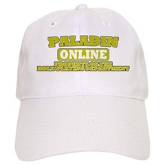 Paladin Online Baseball Cap