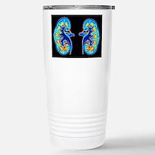 Funny Kidney Travel Mug