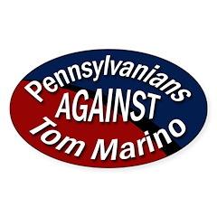 Pennsylvanians Against Tom Marino sticker