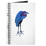 goliath heron 2 Journal