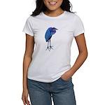 goliath heron 2 Women's T-Shirt