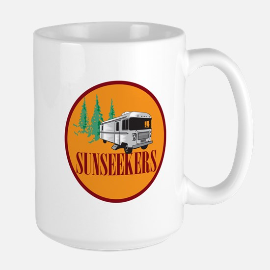 SUNSEEKERS Large Mug
