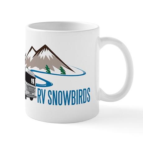 RV SNOWBIRDS Mug