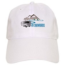 RV SNOWBIRDS Baseball Cap
