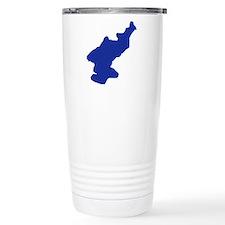 North Korea Travel Mug