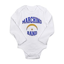 Marching Band Long Sleeve Infant Bodysuit