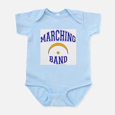Marching Band Infant Bodysuit