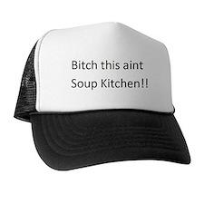 Unique Soup kitchen Trucker Hat
