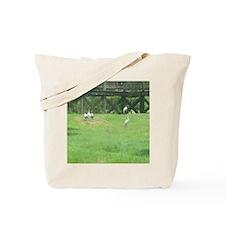 stork group Tote Bag